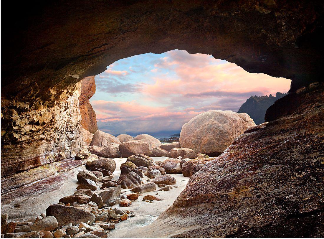 Devil S Punchbowl Otter Rock Oregon