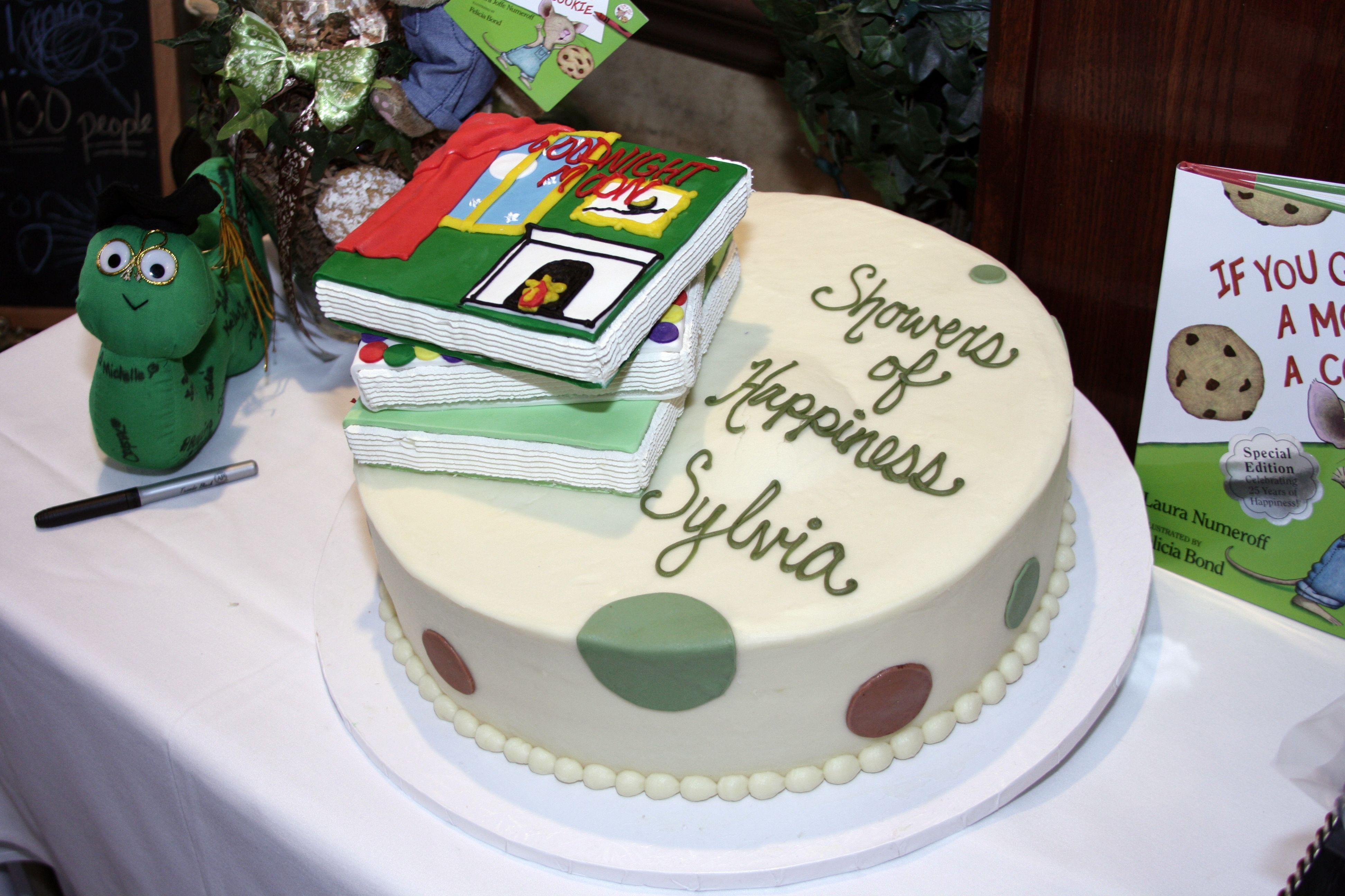 Baby Shower Cake Look Like Book  Quotekocom