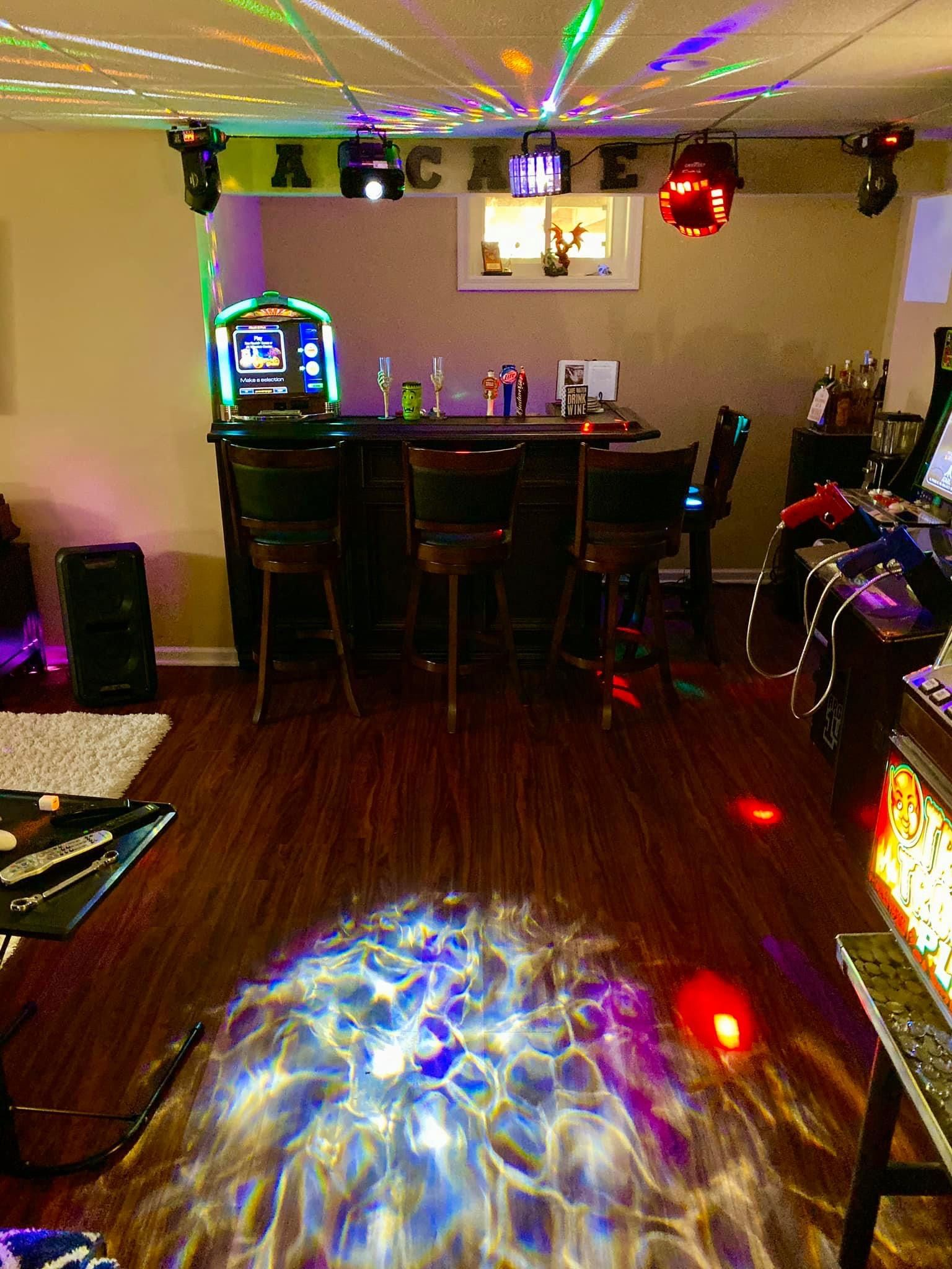 Game room image by R B on Game Room Ideas Poker table, Decor