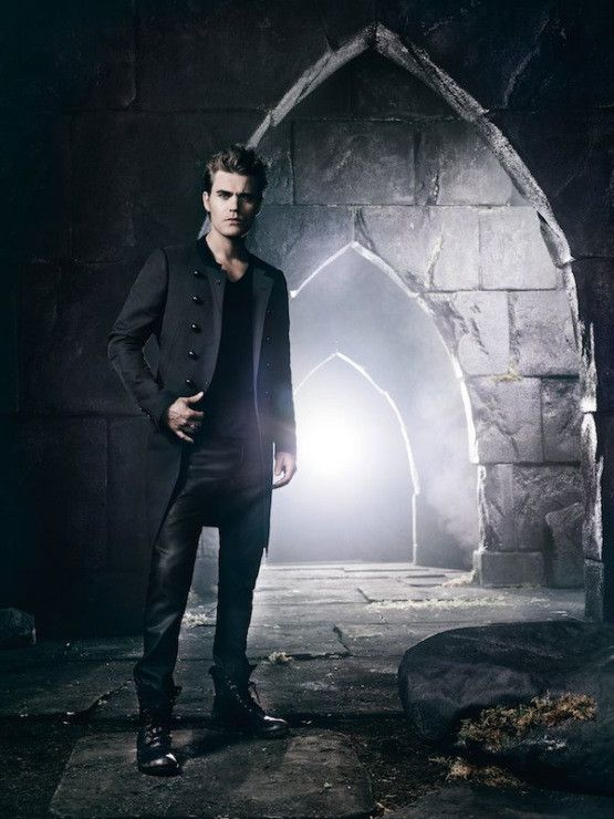 The Vampire Diaries Season 5 Poster: Stefan