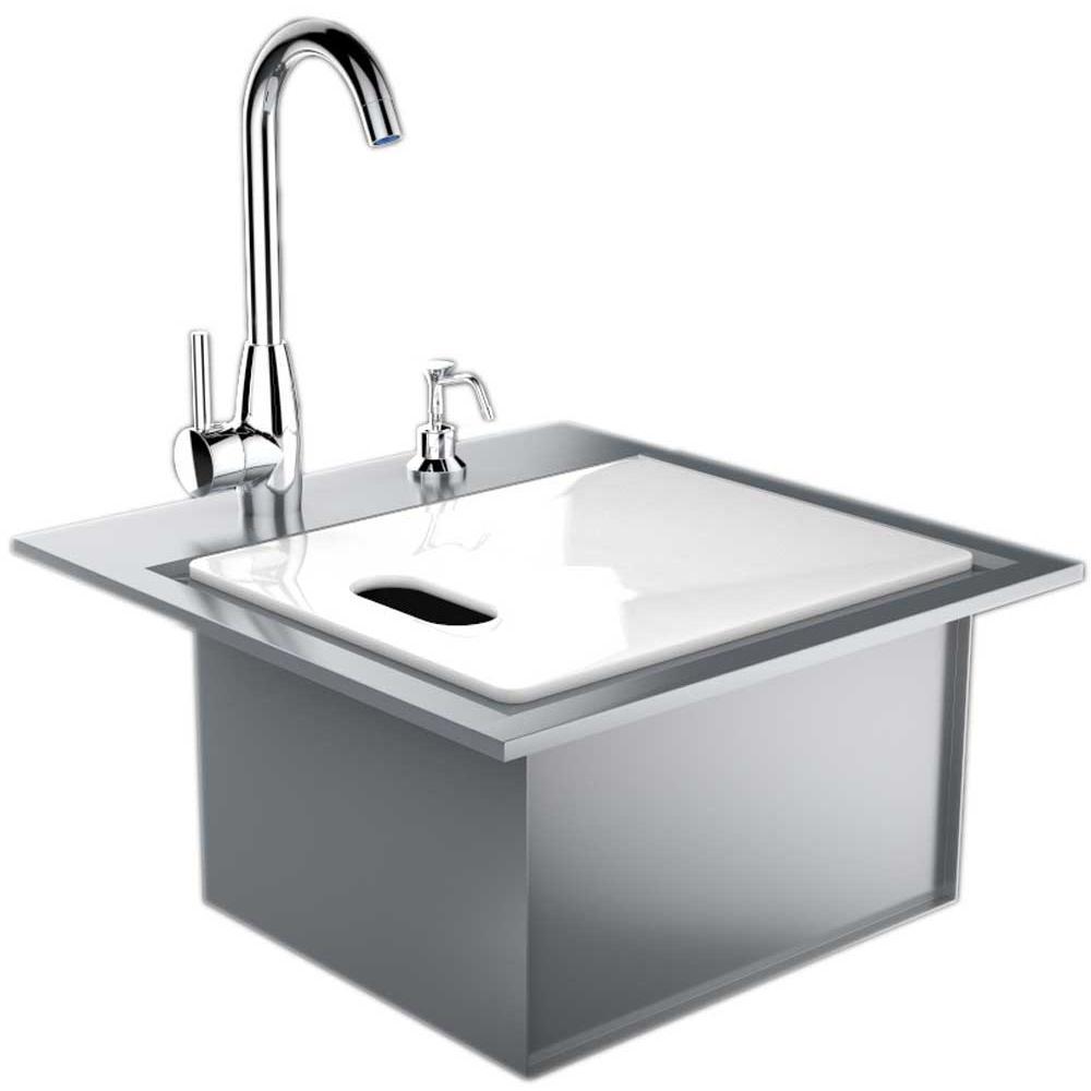 34++ Outdoor kitchen sink plumbing ideas
