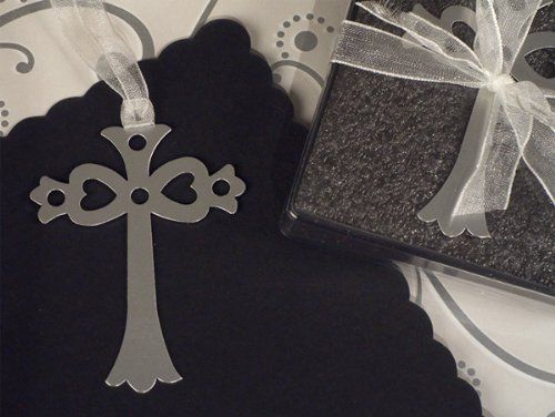 Mark it with memories Cross design bookmark [SET OF 24] Cassiani Collections http://www.amazon.com/dp/B00IFJAO7M/ref=cm_sw_r_pi_dp_m2rxvb0R0H4WS