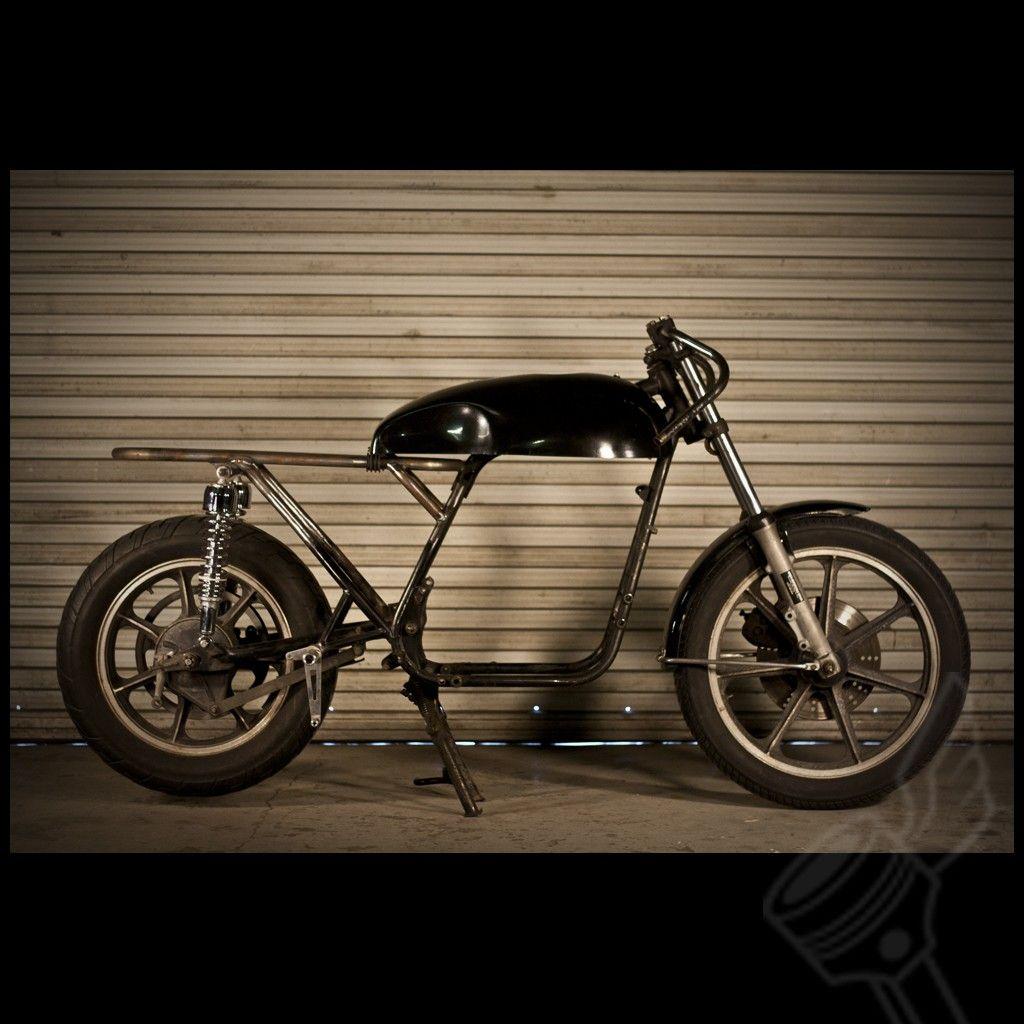The DCC Originals DIY Cafe Racer Or Brat Top Steel Hoop Kit