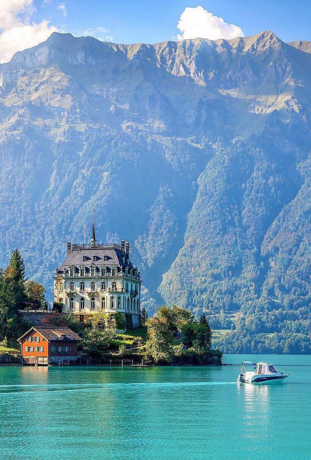 имеет красивые места швейцарии картинки работаем