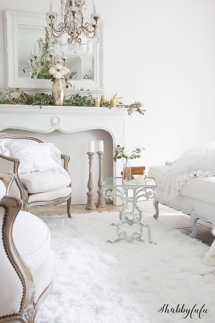 The Best Cozy Winter Neutrals For Your Home Farm House Living Room Living Decor Shabby Chic Living Room #shabby #chic #farmhouse #living #room