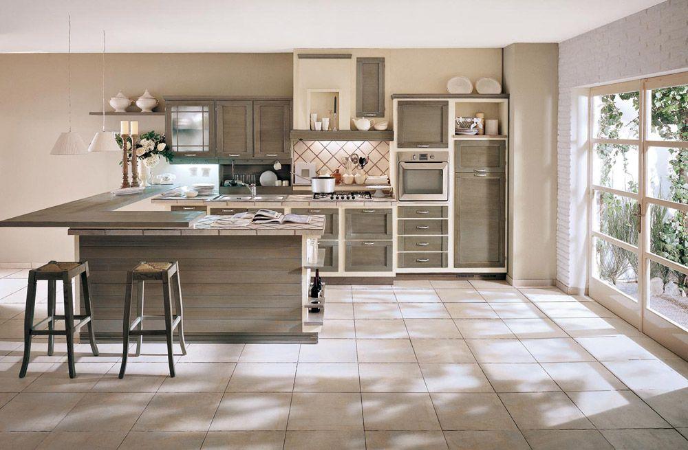 cucina muratura shabby chic - Cerca con Google | cucina ...