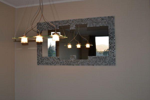 Espejo De Mosaicos Para Decorar Mi Nuevo Hogar