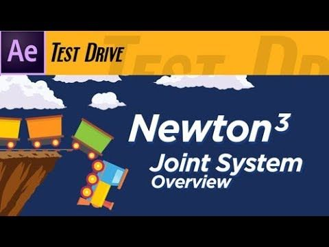 After Effects Newton3 Joint System Tutorial - YouTube   Lovemotion
