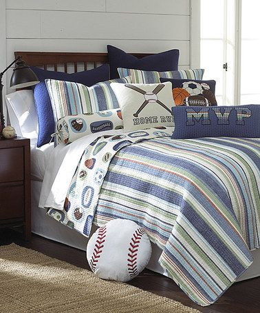 Look What I Found On Zulily Mvp Quilt Set By Levtex Home