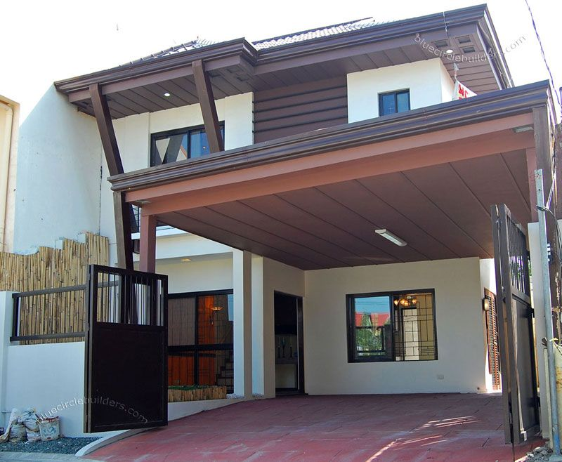 Myhaybol 0034 minimalist house design philippines our for Modern house gate designs philippines
