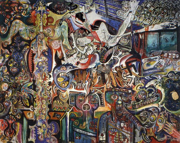 A L Heure De L Art Commemorer Le Cessez Le Feu French Artists Painting Artist