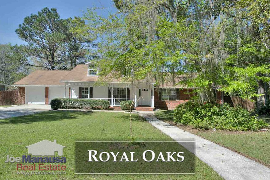 Royal oaks listings and home sales report may 2018