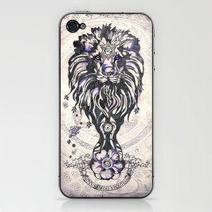 Transcending iPhone & iPod Skin by ivette - $15.00