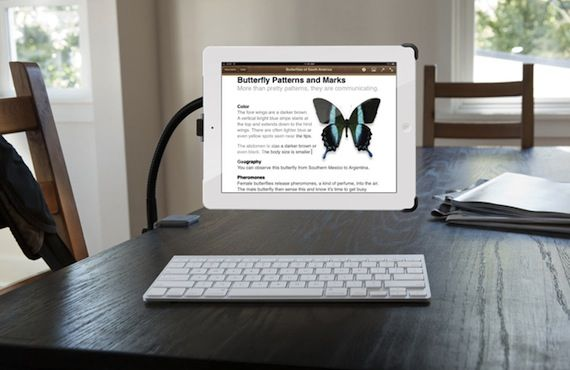 HoverBar For iPad by Twelve South