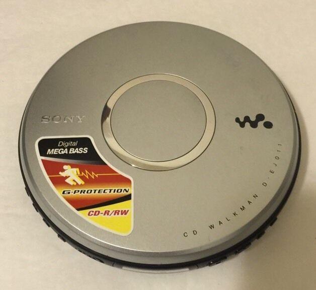 sony d ej011 cd walkman portable cd player cd r rw mega bass rh pinterest com Sony Cassette Walkman Sony Walkman DEJ011 Purchase