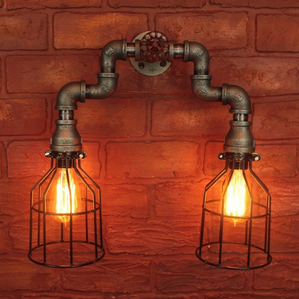 fixtures industrial vintage fixture tags light vanity home inch bathroom
