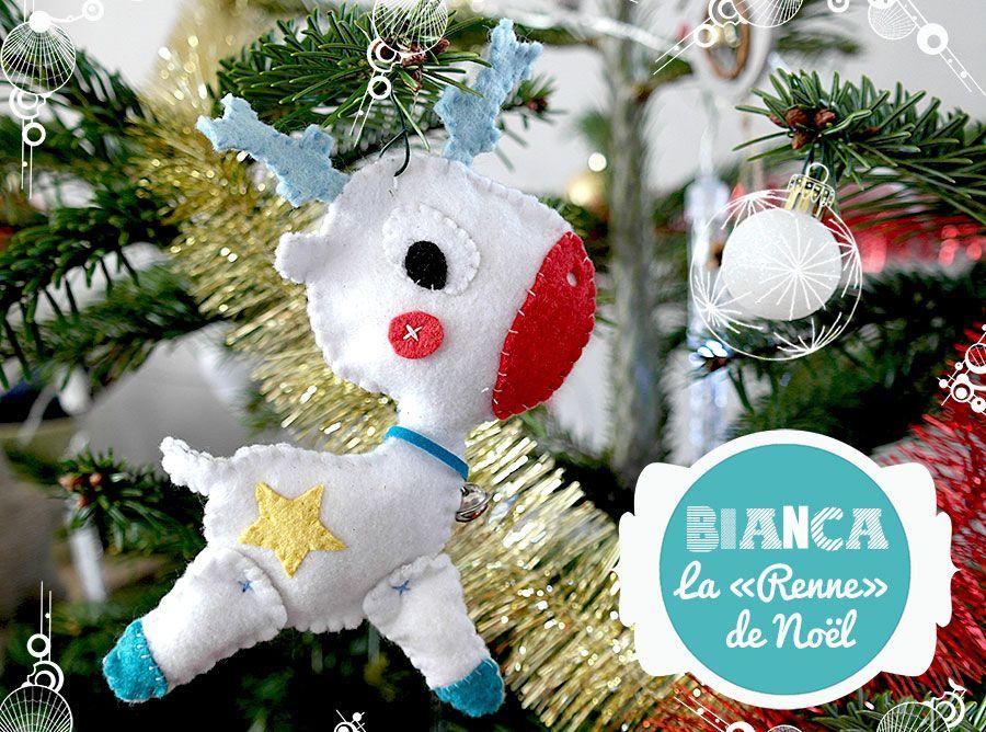 Bien connu renne-creenfantin-2 | Décoration | Pinterest | décorations de Noël  KN89