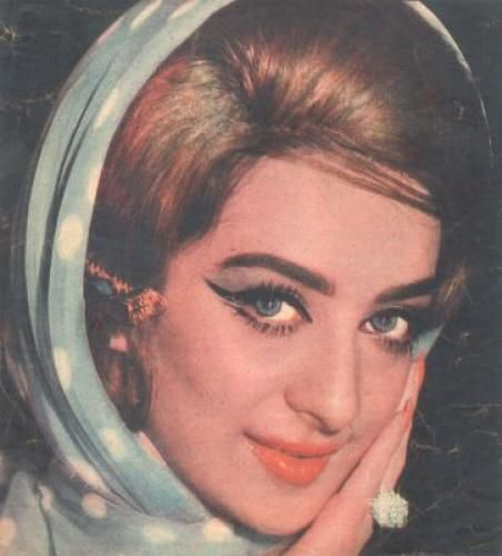Saira Banu Saira Banu Bollywood Film Actress Pictures 6 Cine Talkies