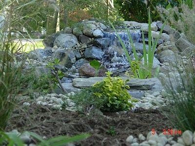 Ponds Waterfalls Garden Of Eden Beautiful Landscapes