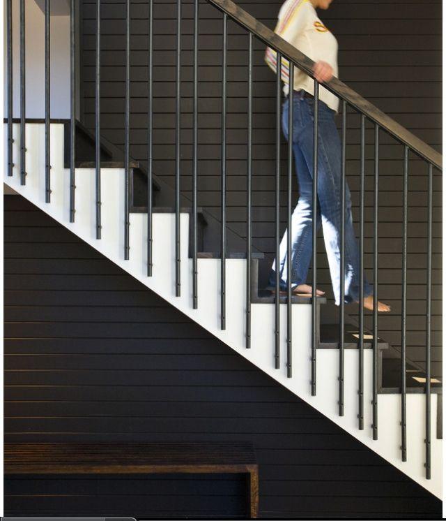 Best Varied Side Mount Staircase Railings Pinterest More 400 x 300