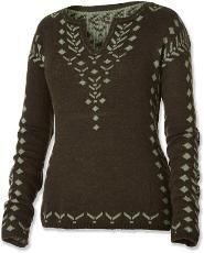 Royal Robbins Womens Autumn Pine Pullover