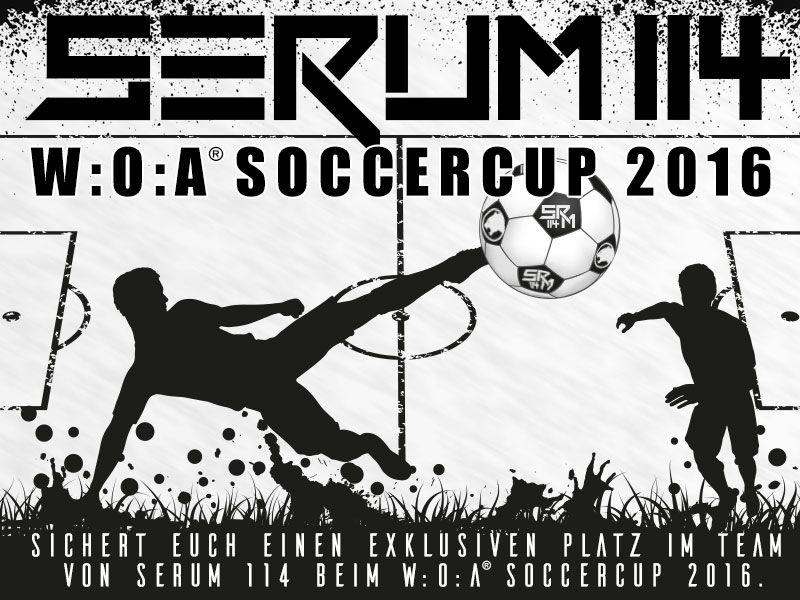 Serum 114 brauchen die Soccer unter euch! - https://fotoglut.de/musik-2/musik-news/2016/serum-114-brauchen-die-soccer-unter-euch/