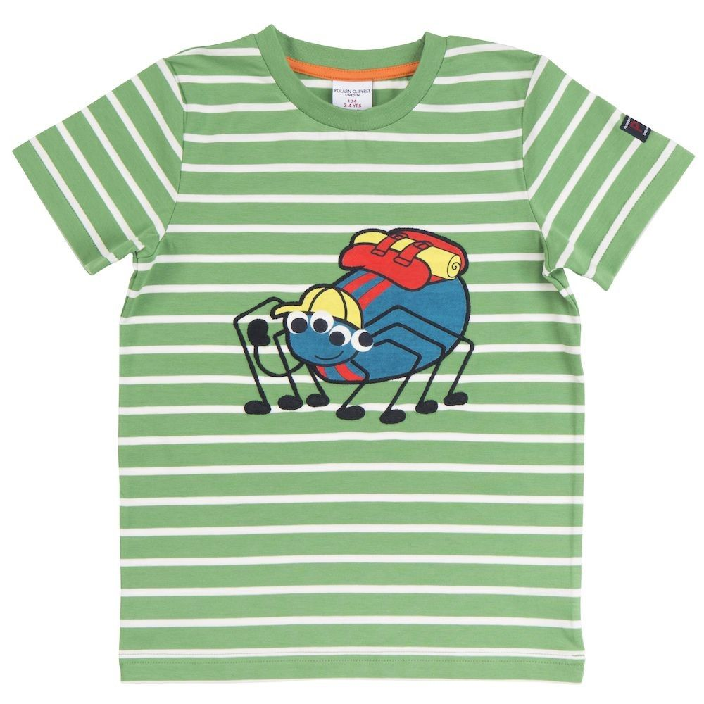 d21ad5ab Love this! at Polarn O. Pyret UK & Ireland BEETLE KIDS T-SHIRT  #polarnopyretuk #qualitychildrensclothes #colourfulkidsclothes Polarn O.  Pyret-stripe t-shirt ...