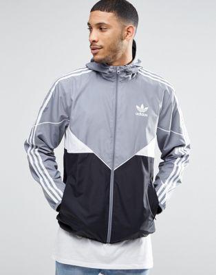 d9590454a0 New Arrivals Clothing for Men. adidas Originals CRDO Windbreaker Jacket  AY7728