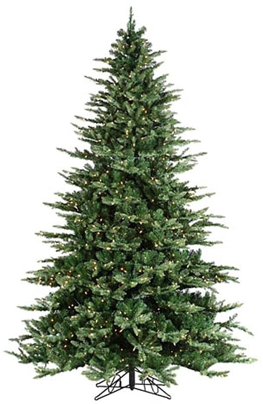 7.5' Pre-Lit Fraser Fir Artificial Christmas Tree #christmastrees ...