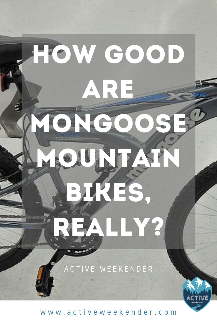 Are Mongoose Mountain Bikes Good Mongoose Mountain Bike