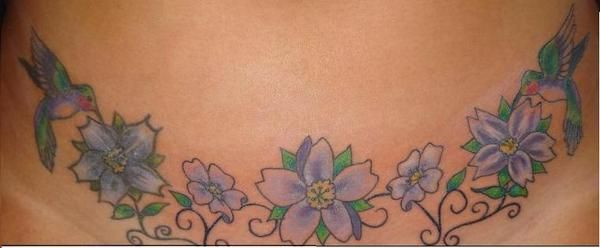 Can you tattoo over my scar/stretch marks? | Health | Pinterest ...