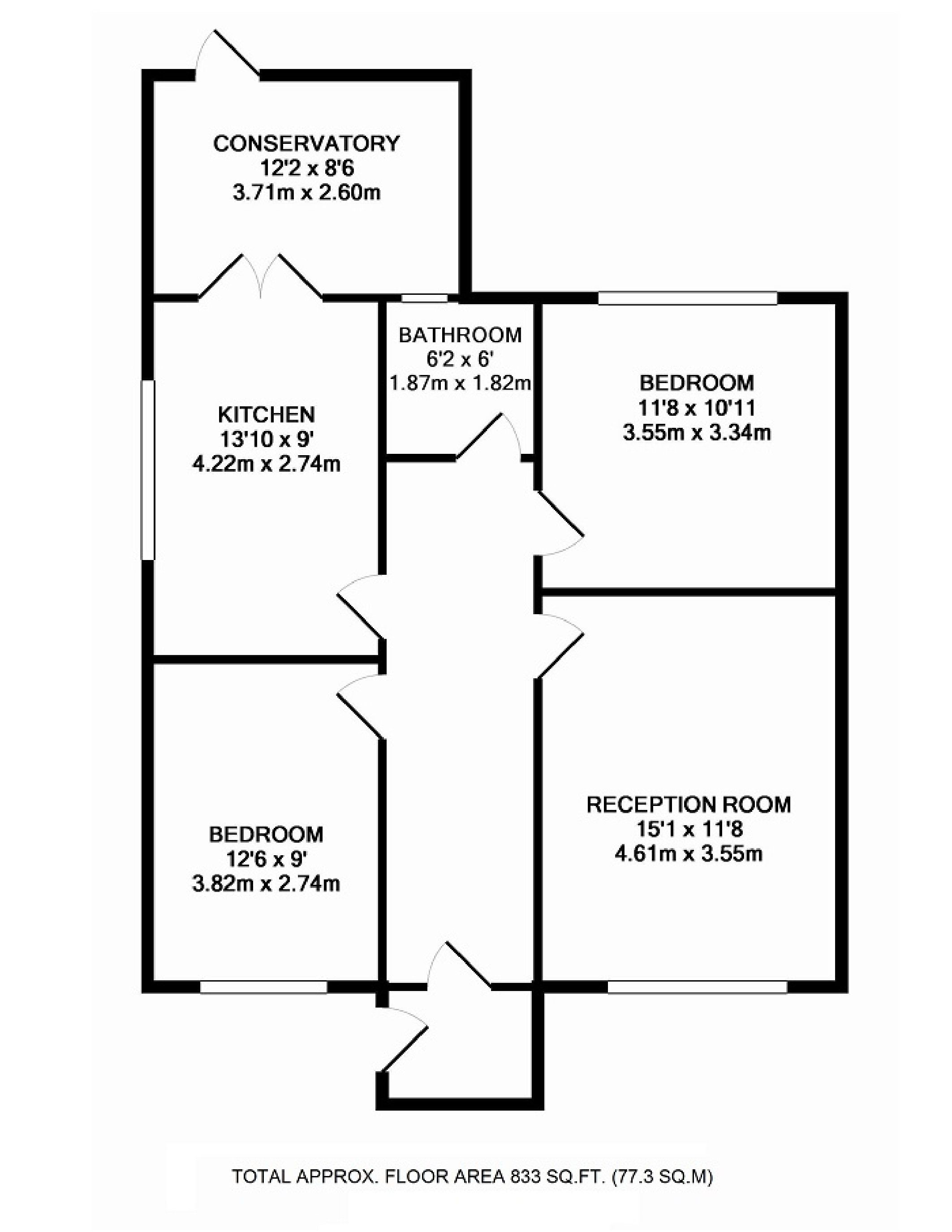 Luxurious Bedroom Bungalow Floor Plans With Additional Home Awesome House  Plan Where The Heart