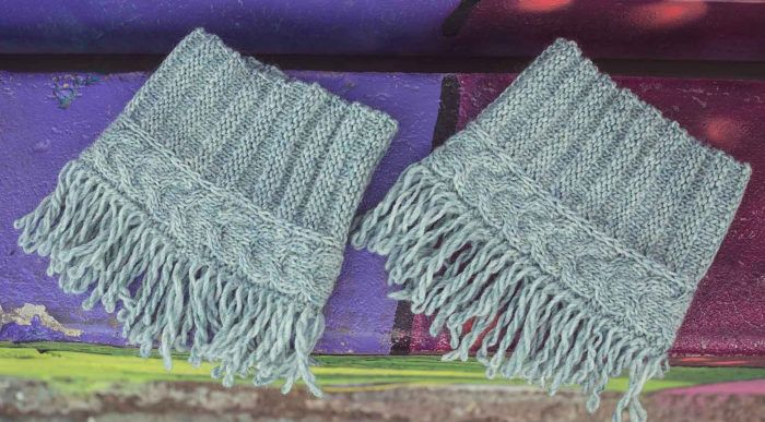 Boot Cuff Knitting Patterns - In the Loop Knitting ...