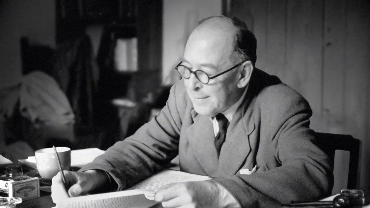 C.S. Lewis on Being a Literary Person from Michael Hansen