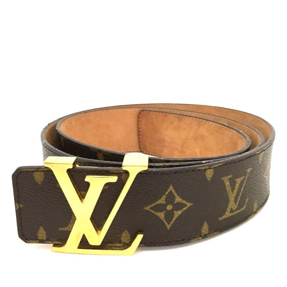 Authentic Louis Vuitton Monogram San Tulle 40mm 95/38 Mens