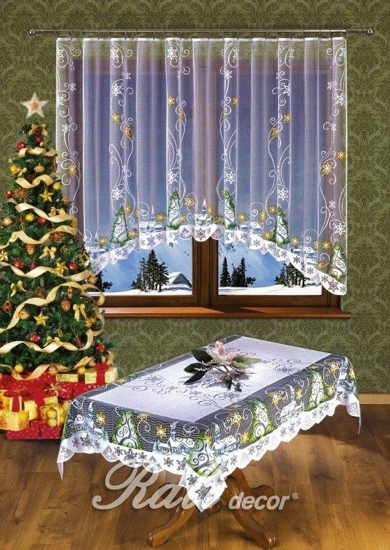 Ubrus vánoční motiv - RALI Decor ea7e4bdc0ae