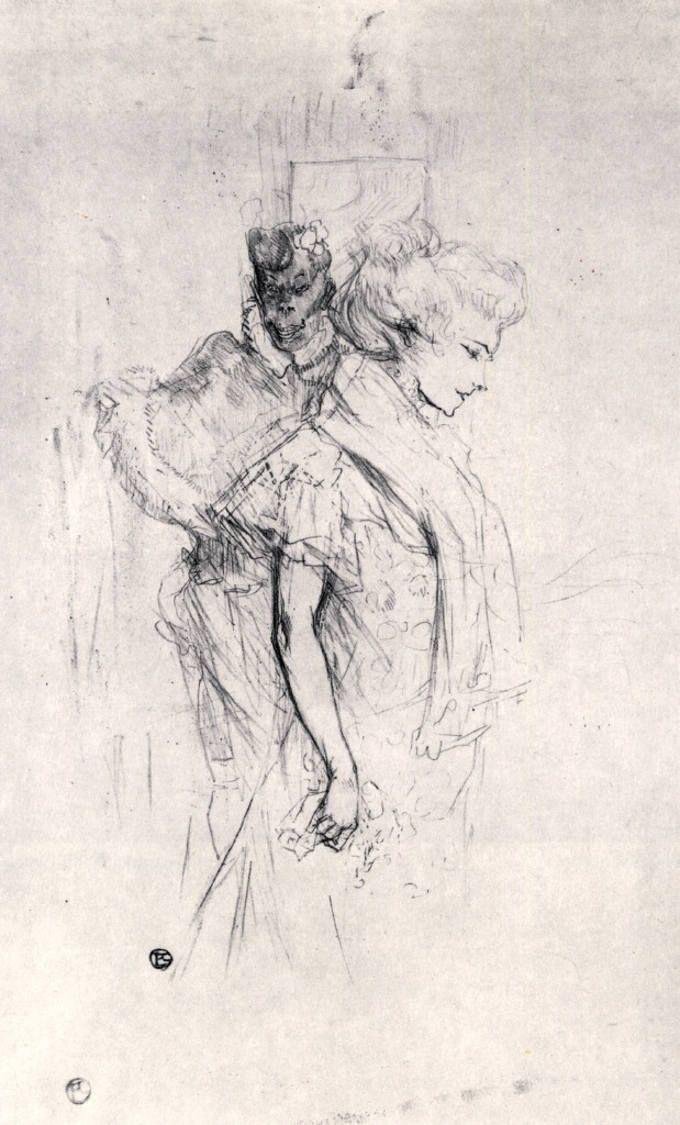 Toulouse Lautrec Henri De Toulouse Lautrec Toulouse Et Henri