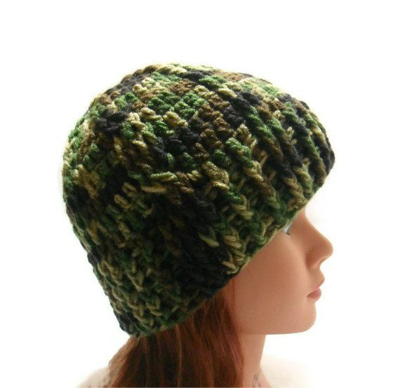 b97a2efac75 Camouflage Hat