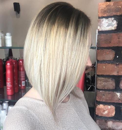 70 Darn Cool mittlerer Länge Frisuren für dünnes Haar ...