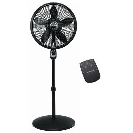 Lasko 18 Inch 3 Speed Oscillating Cyclone Pedestal Stand Floor Fan w