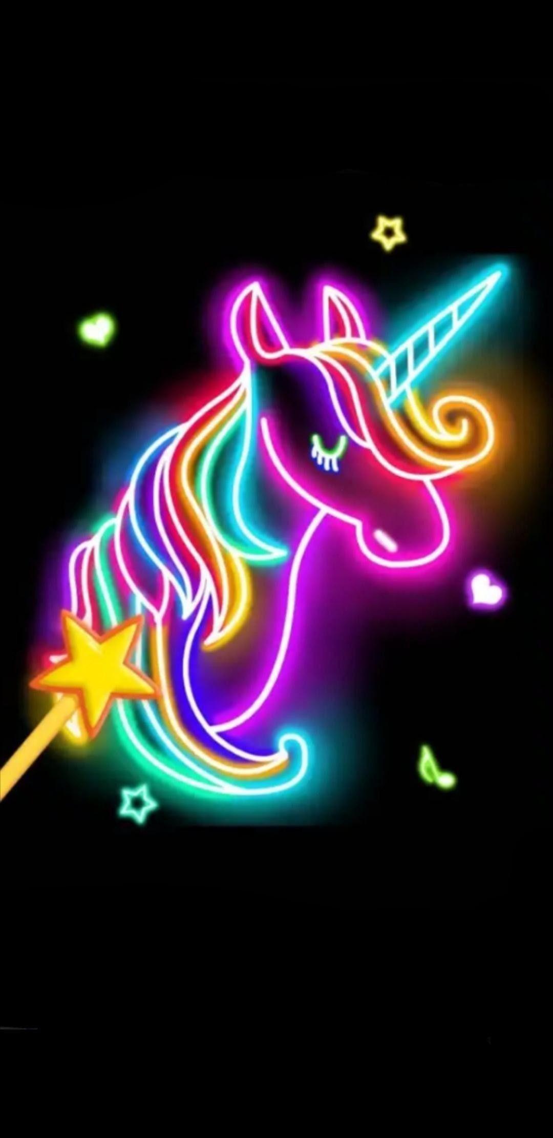 I Unicorn In 2019 Unicorn Wallpaper Cute Rainbow