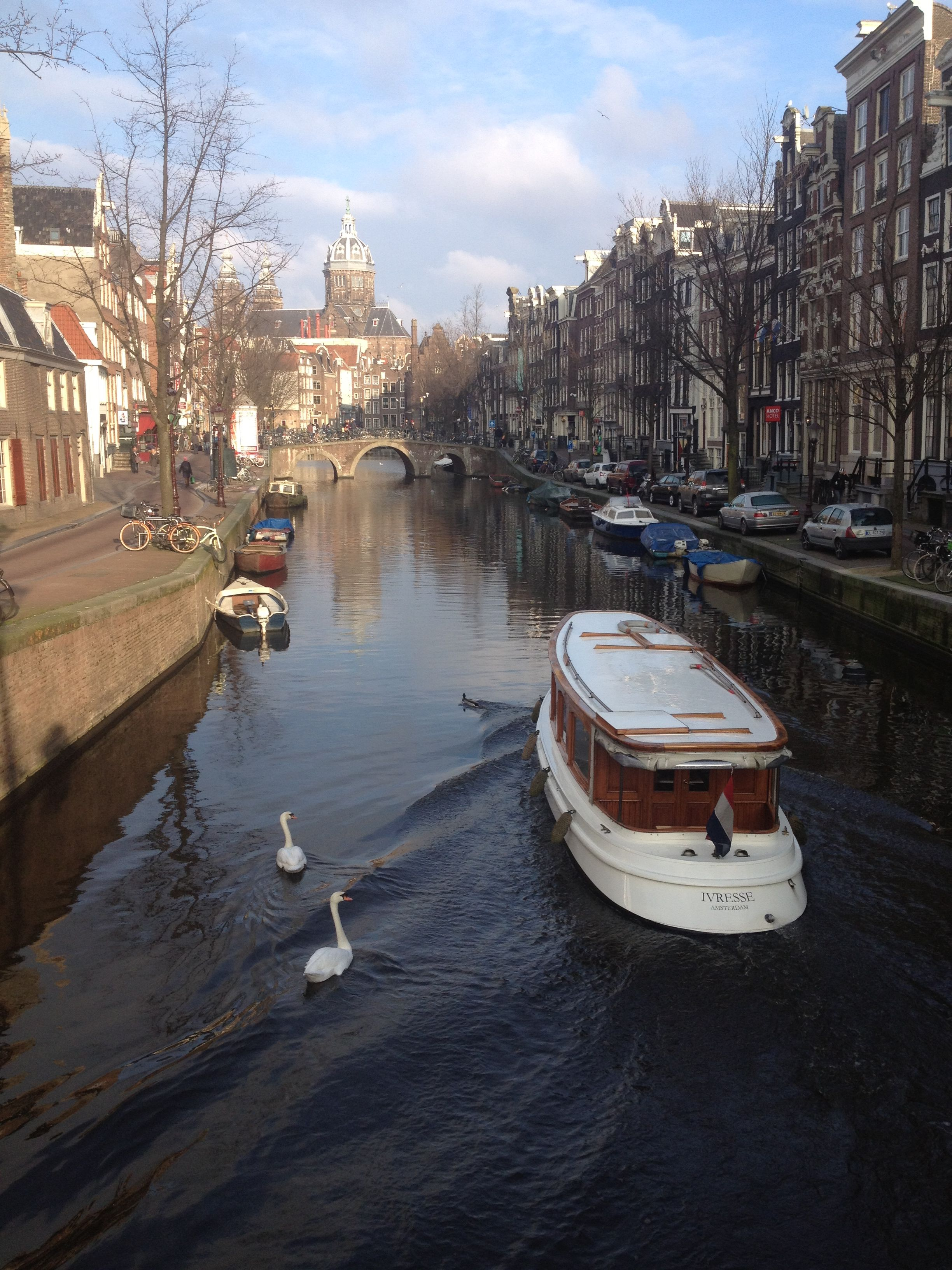 Amsterdam | Everything I dreamed of and more...