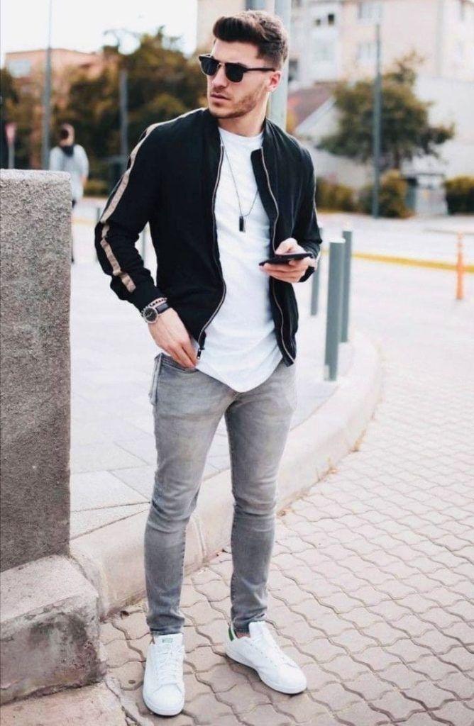 30 Ideas De Moda Para Hombres | Ropa casual hombres, Estilo
