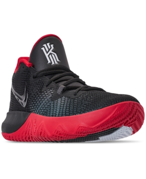 84721aebad99 Nike Men s Kyrie Flytrap Basketball Sneakers from Finish Line - Gray ...