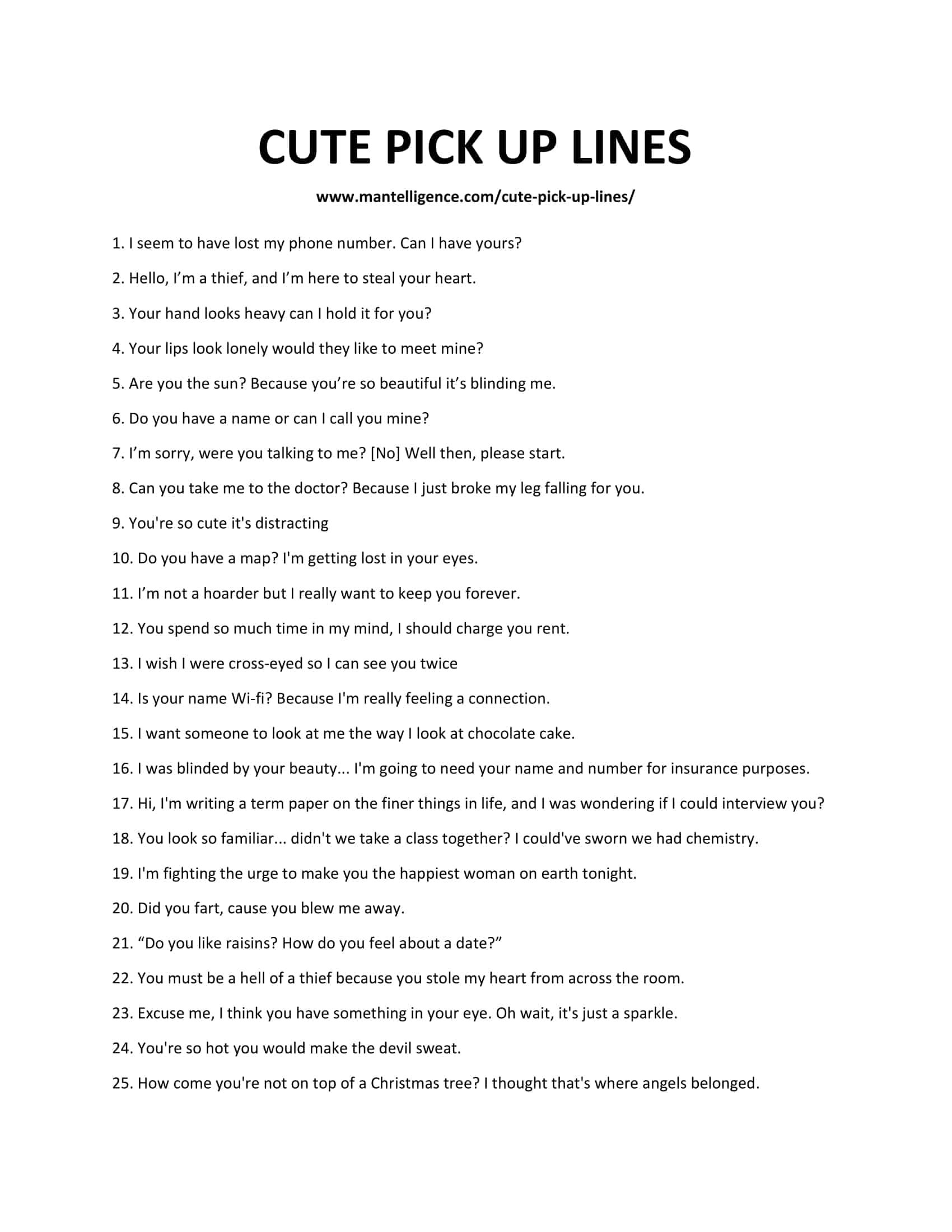 82 Best Cute Pick Up Lines These Lines Will Make Her Smile In 2020 Clever Pick Up Lines Pick Up Lines Funny Pick Up Lines