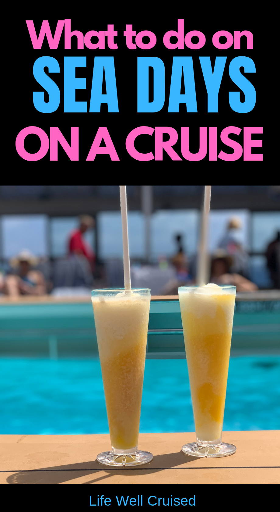Disney Cruise Ship Engine Room: 27 Things To Do On A Cruise Sea Day (and Not Be Bored