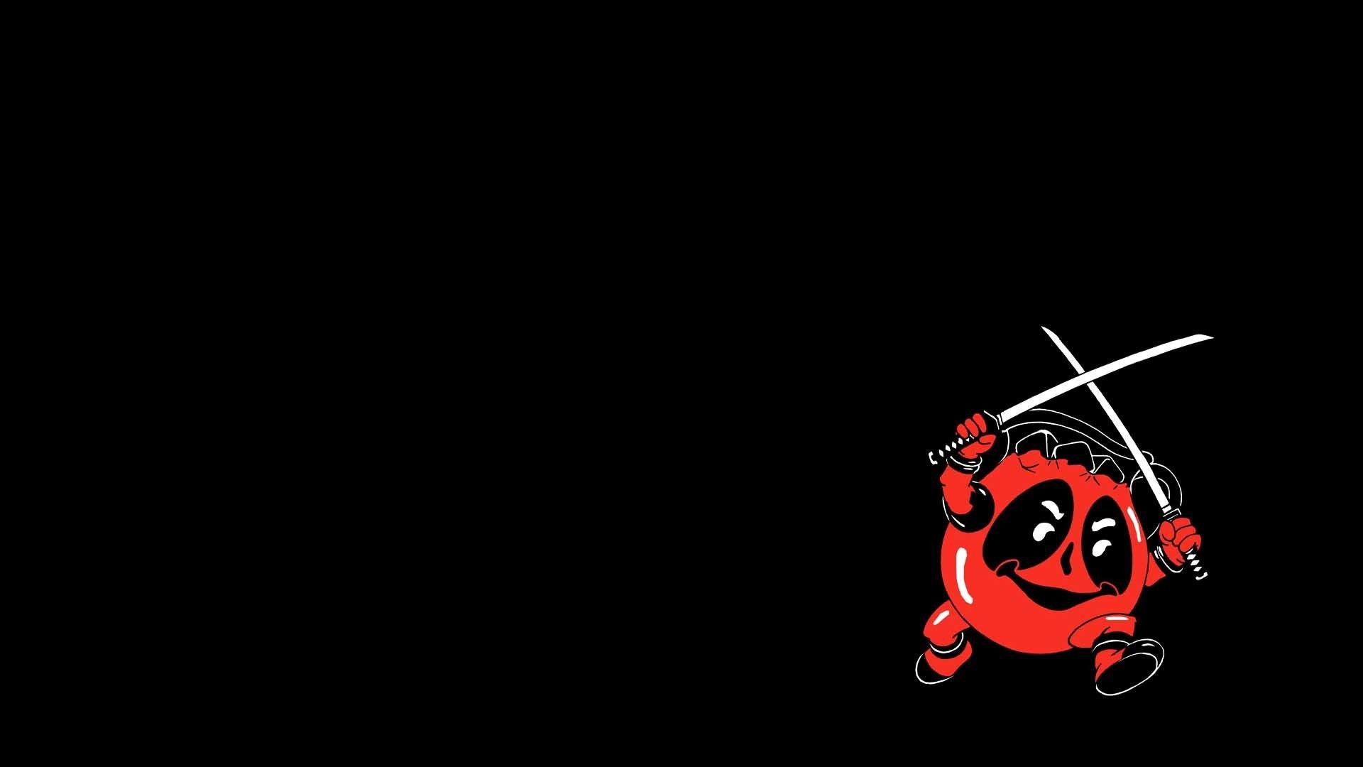 Awesome Deadpool Small Best Wallpaper For Desktop Hd In 2020 Really Cool Wallpapers Wallpaper Display Deadpool Wallpaper