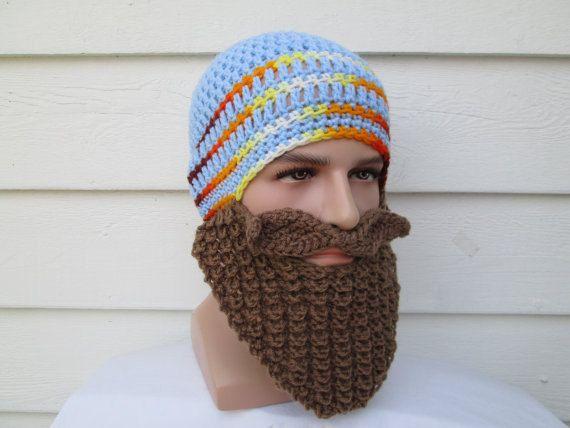 744d4bae4f5 ... knitted long beard hat beard beanie viking hat viking hats bearded hat  knitted beard hat ski ...