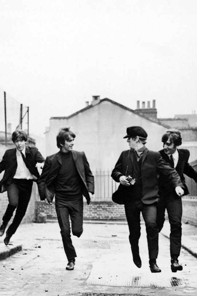 The Beatles Iphone 5 Wallpaper Wallpapers Adorable