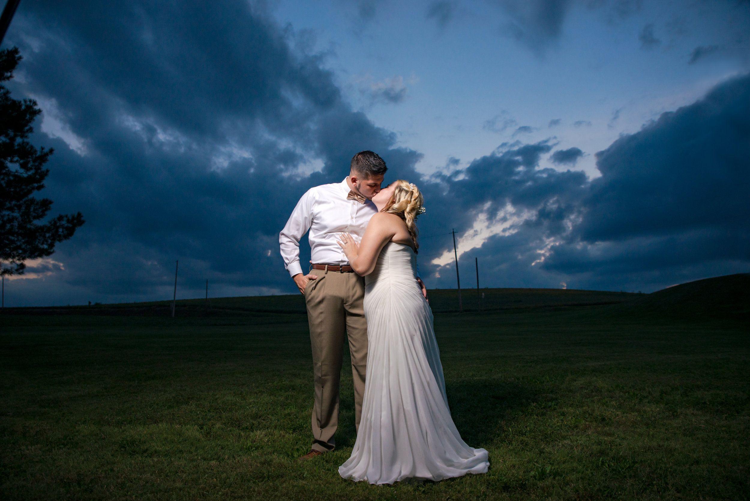 Alex Hunter Have A Low Key Farm Wedding In New Freedom Pa Farm Wedding Wedding Couples Photography New Freedom
